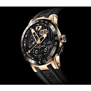 El Toro Black Swiss ETA Men's Luxury Watch In Replica - 75769308