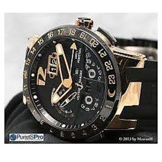 El Toro Black Swiss ETA Men's Luxury Watch In Replica - 75769326