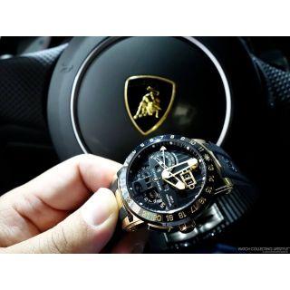 El Toro Black Swiss ETA Men's Luxury Watch In Replica - 75769382