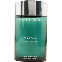 Bvlgari Aqva Pour Homme By Bvlgari For Men. Aftershave Pour 3.4 Oz.