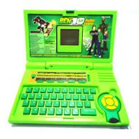 20 Activities Ben 10 English Learner Kids Educational Laptop Toys Toy