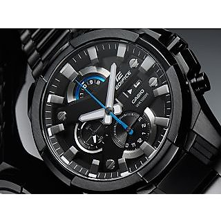 Casio Edifice Analog Multi-Color Dial Men's Watch - EFR-540BK-1AVUDF (EX200)