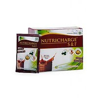 Nutircharge S&f Products For Men N Women