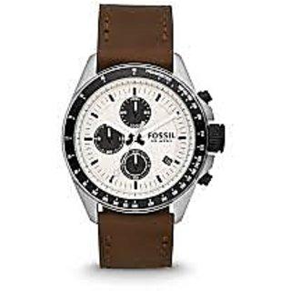 Fossil Decker Analog Watch - For Men (Brown) CH2882