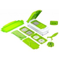GGOnline Home Nicer Dicer Plus Plastic Potato, Apple, Banana, Carrot Grater And