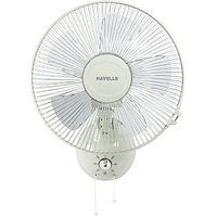 Havells 400Mm Swing D'Zire Wall Fan (White)