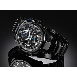 Casio Edifice Analog Multi-Color Dial Men's Watch - EFR-540BK-1AVUDF