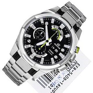 Casio Edifice Analog Multi-Color Dial Men's Watch - EFR-540D-1AVUDF