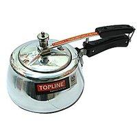 Topline Inner Lid Gold Pressure Cooker - 3 Ltr