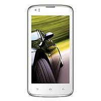 Intex Aqua Speed Smart Mobile Phone White Champ