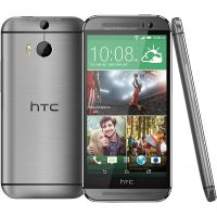 HTC One M8 - 32GB - Gunmetal Grey Factory Unlocked