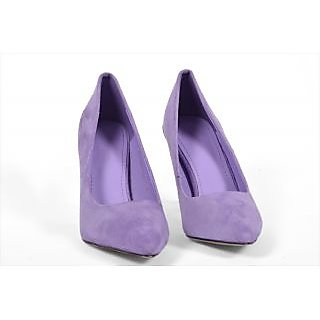 Women, Ladies Mid Heel Pointed Toe, Office Work Pumps , Club Entry Shoes