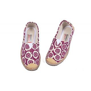 Women Flat Shoes, Printed Sneakers, Women Flats Canvas Platform, Casual Loafers.