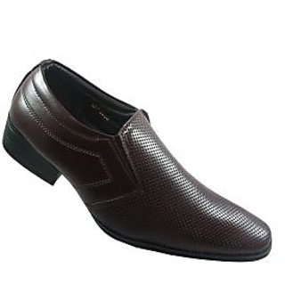 Mens Classy Brown Formal Shoes