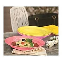 Tupperware Handy Plates(Set Of 4)