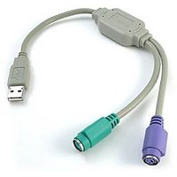 USB To PS2 Cable