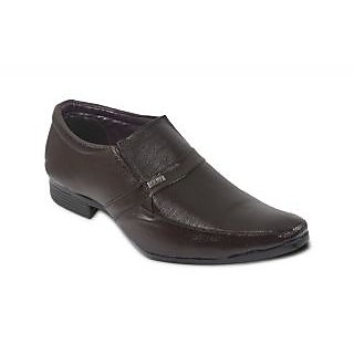 Donner Brown Men's Formal Shoes - 76535852