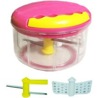 Branded Multipurpose Quick Cutter / Chopper - With Free Churner Blade