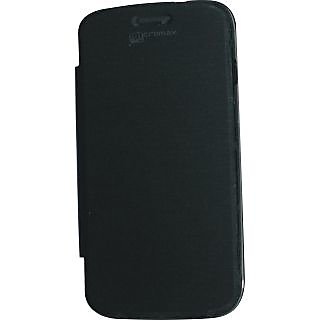 Flip Cover for Micromax Canvas HD A116 available at ShopClues for Rs.95
