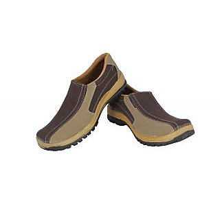 Muxyn Men Stylish Brown Casual Shoes AM4080