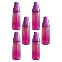 Fancy Fridge Water Bottle (Set Of 6 - 700 Ml)