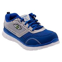 Just Go Men Imported Trendy Royal Blue Sport Shoes 623
