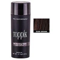 Toppik Hair Building Fiber - Black 27 Gm Big Bottle 0.97 Oz 27 Grams - 77176304