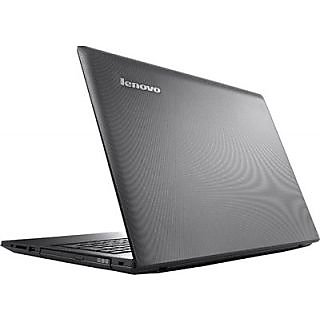 Lenovo G50-45 Notebook (80E300GYIN) (APU Quad Core A8/ 4GB/ 500GB/ Free Dos/ 2GB Graph) (Black)