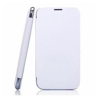 Karbonn Titanium S5 Mobile Flip Cover  White  available at ShopClues for Rs.398