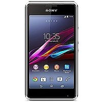 Sony Xperia E1 Dual SIM Smartphone
