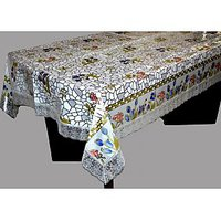 PVC Table Cover Glossy 6 Seater (SPIGLOS035478)
