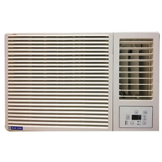 Blue Star 1.5 Ton 2 Star 2W18GA Window Air Conditioner White