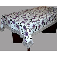 PVC Table Cover Glossy 6 Seater (SPIGLOS056090(O))