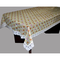 PVC Table Cover Gripper 6 Seater (SPIGRIP016090(O))