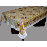 PVC Table Cover Gripper 6 Seater (SPIGRIP126090(O))