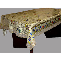PVC Table Cover Glossy 6 Seater (SPIGLOS026090)