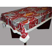 PVC Table Cover Fabricraze 8 Seater (SPIFAB0860108)
