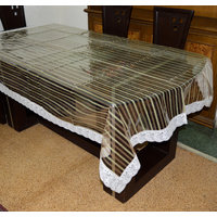 PVC Table Cover Liner 6 Seater (SPILINE016090(O))
