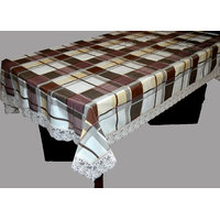 PVC Table Cover Fabricraze 6 Seater (SPIFAB095478)