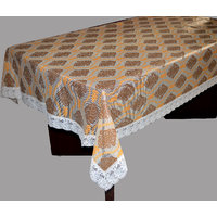 PVC Table Cover Gripper 6 Seater (SPIGRIP076090(O))