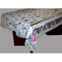 PVC Table Cover Glossy 6 Seater (SPIGLOS015478)