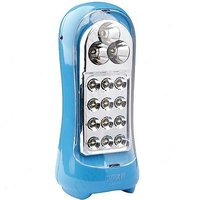 SLT 2 in 1 - 12 LED Rechargeable Emergency Light + 3 LED Bright Torch