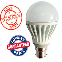 5W Led Bulb White 3 pcs