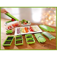 Vegetable Cutter,Slicer, Peeler,Chopper (All In One)