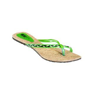Yepme Women's Green Sandals
