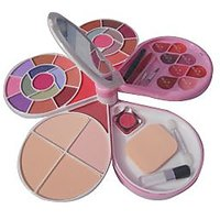 ADS Color Series 26 Eye Shadow 2-blushers 4-powder Cake 8-lipcolor Fine A3969-1