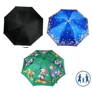 Family Umbrella Combo