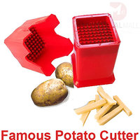 POTATO CUTTER FOR FRENCH FRIES, POTATO FINGER CHIPS CUTTER