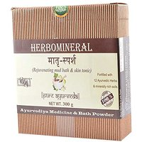 Herbomineral Detox Body Pack + Rejuvenating Mud Bath & Ayurvediya Medicine 300 G