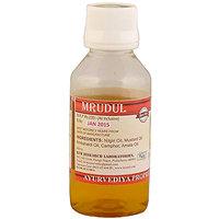 Mrudul Ayurvediya Pain Relief Oil For Arthritis,Body Pain And Massag 100 Ml